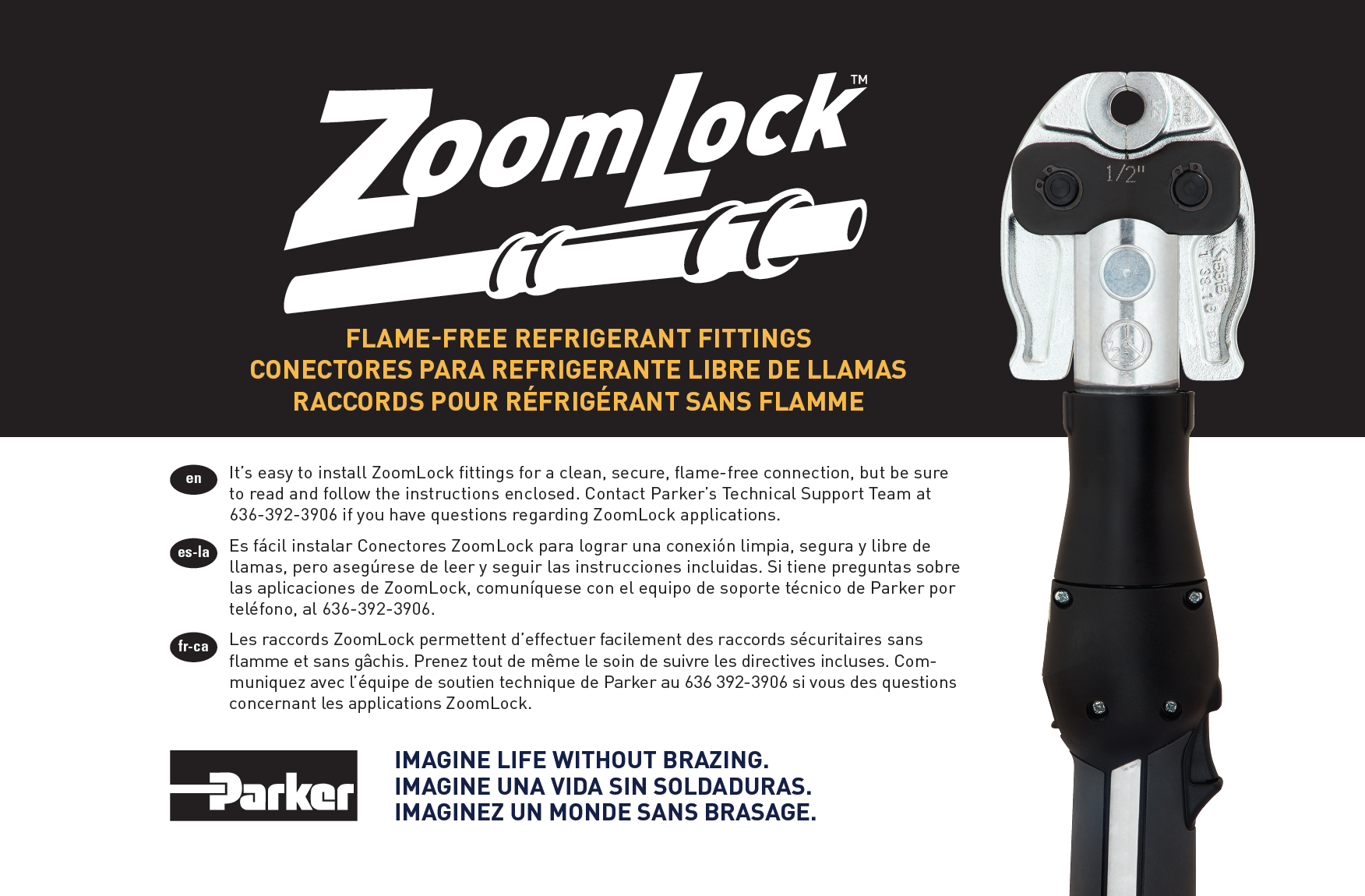 ZoomLock Instructions